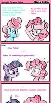 Straight Foward Pinkie