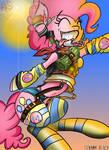 Collab: Crossover StarWars Podracing - Pinkie Pie