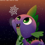 Spike's Bewilderment by LennonBlack