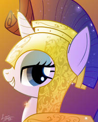 Rarity Of The Royal Guard  by LennonBlack