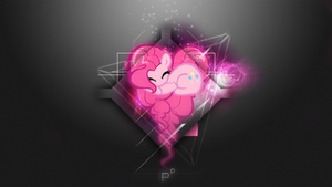 [Space Heart Series] - Pinkie Pie 1920x1080