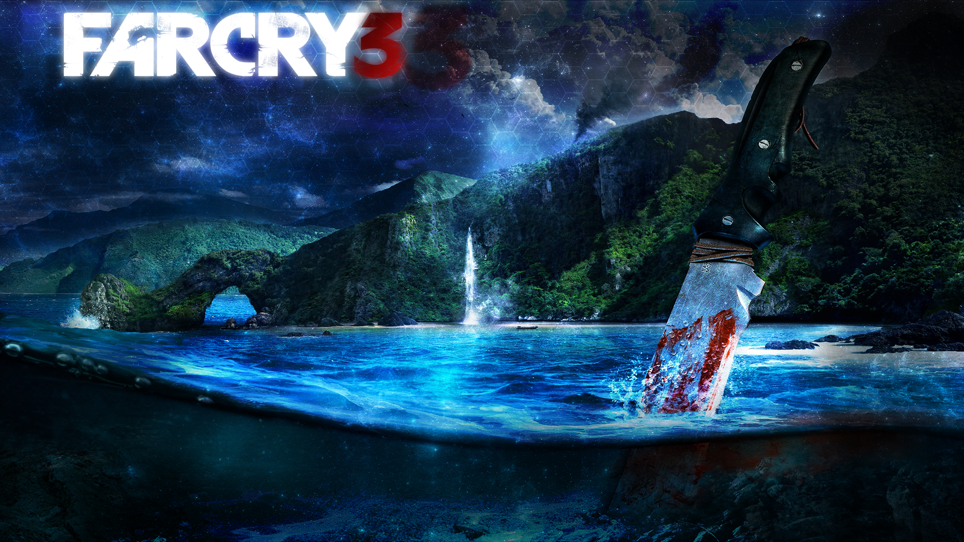 Far Cry 3 Wallpaper 1920x1080 By Forgotten5p1rit On Deviantart