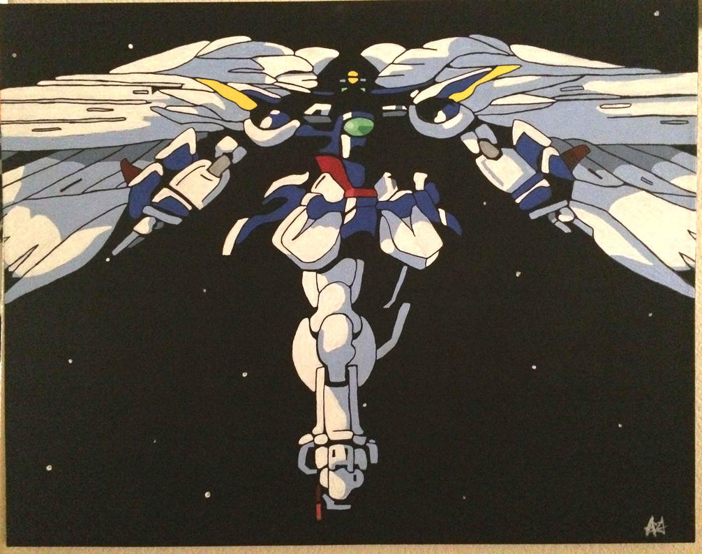 Gundam - Wing Zero - Endless Waltz by Angulique