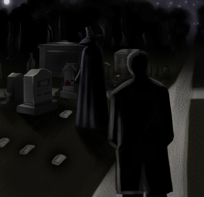 V4V- A visit to the graveyard by abbey1normal