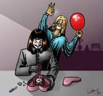 V For Vendetta: Prank
