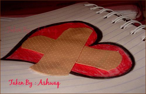 Broken Hart by Shwaqy