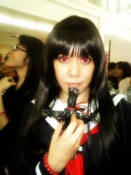 cosplay: Enma Ai by rafia