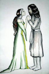 ROMY as LOTR A and A by rafia