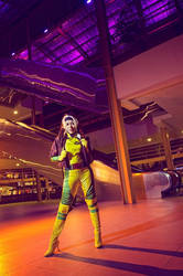 cosplay: Rogue - The Uncanny X-Men(Jim Lee ver) 1 by rafia