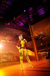 cosplay: Rogue - The Uncanny X-Men(Jim Lee ver) 2 by rafia