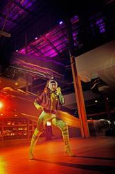 cosplay: Rogue - The Uncanny X-Men (Jim Lee ver.) by rafia