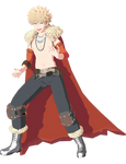 [ MMD ] Katsuki Bakugo - Fantasy Outfit