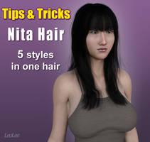 Tips and Tricks - Nita Hair
