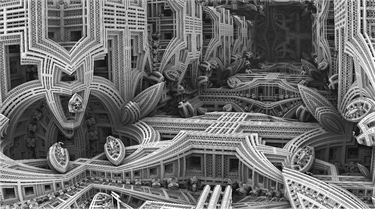 MC Escher Wallpaper