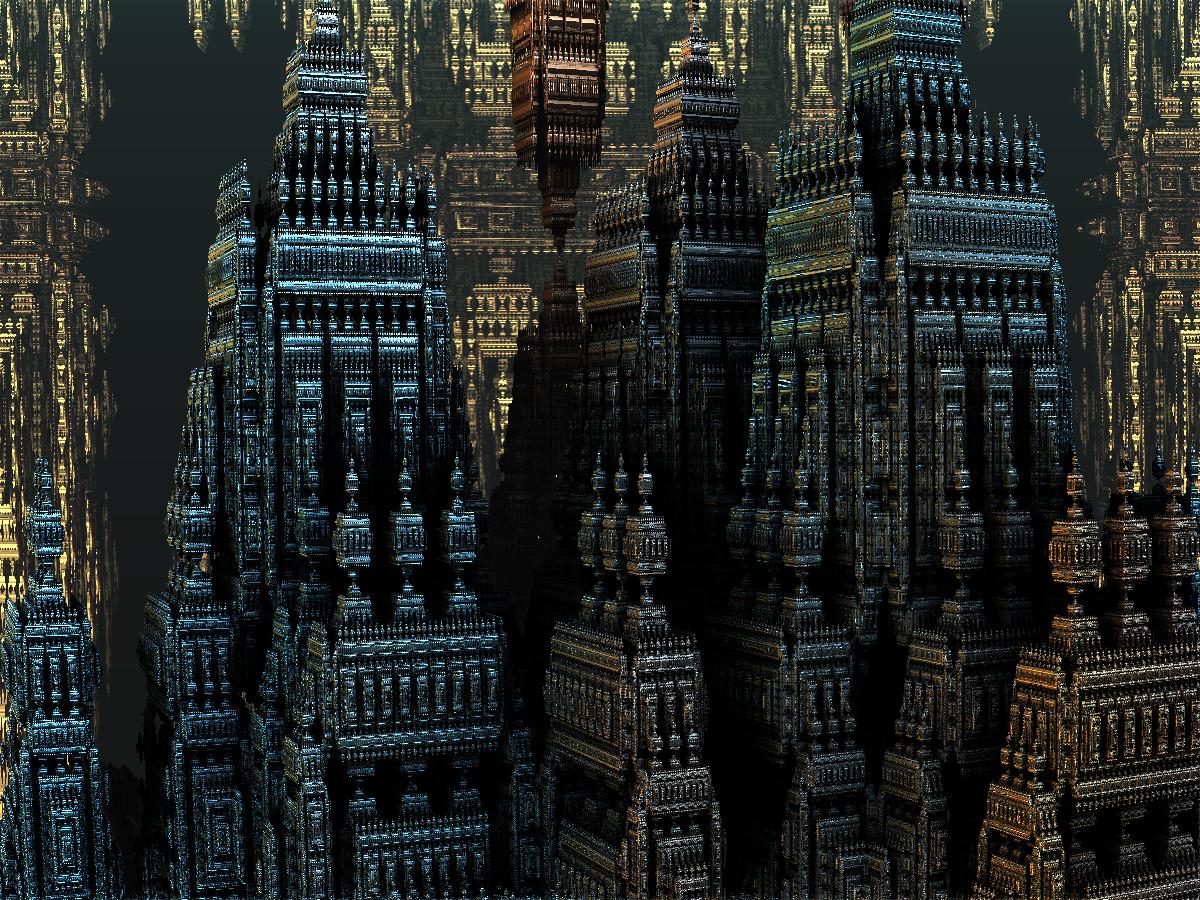 Titan City by TABASCO-RAREMASTER