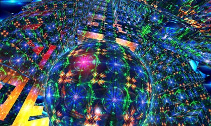 Disco Sphere by TABASCO-RAREMASTER