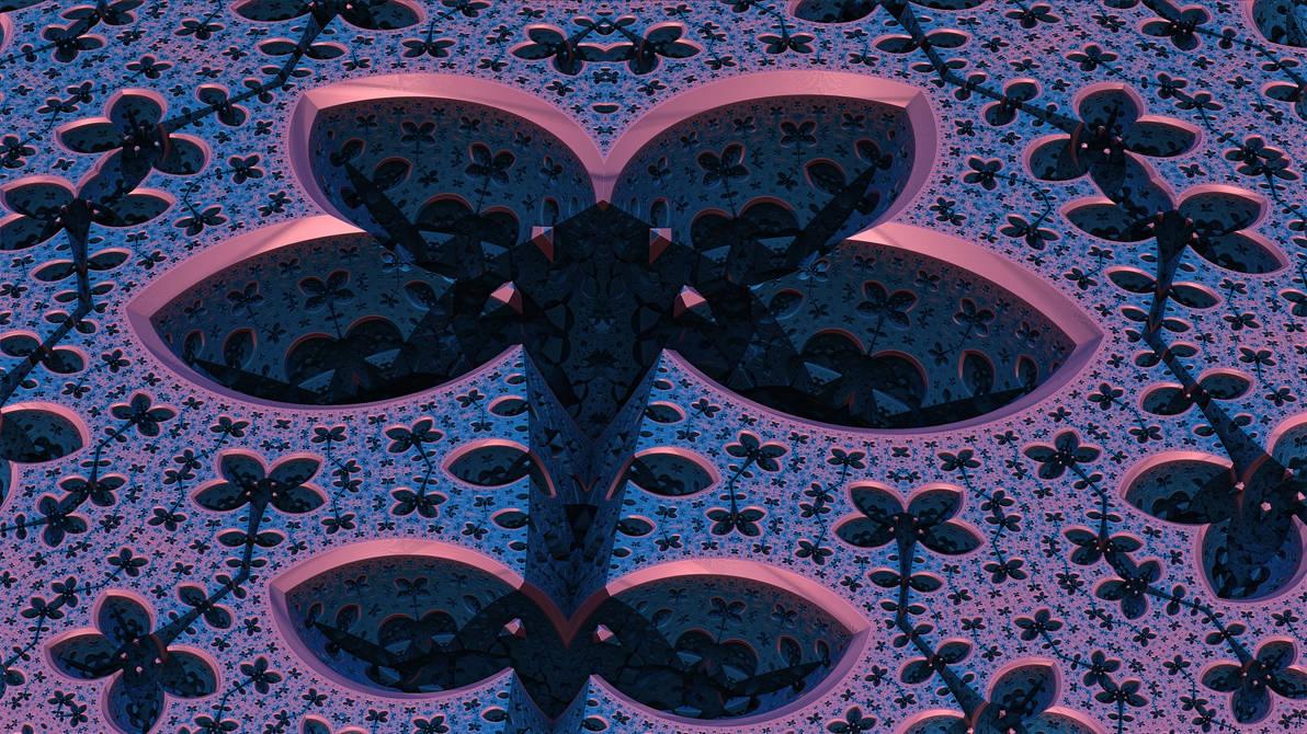 Embedded Flowers by TABASCO-RAREMASTER
