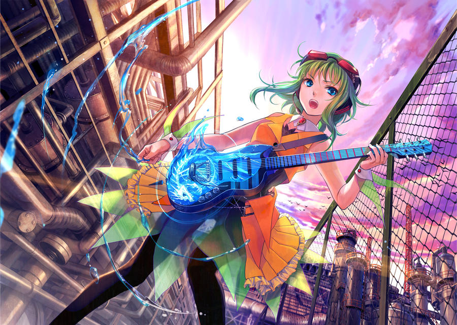 Vocaloid 100 gumi naver - Anime wallpaper for tablet 7 inch ...