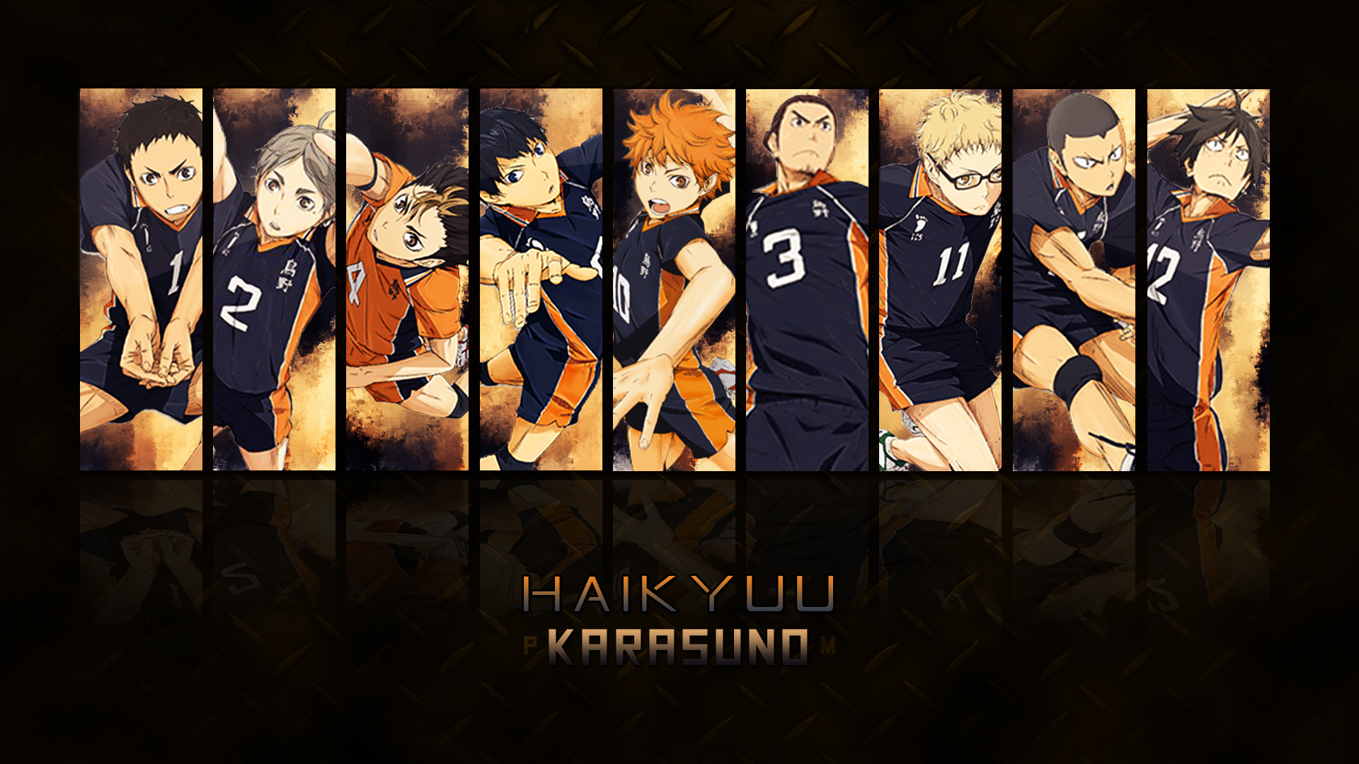 Haikyuu Fly Wallpaper Related Keywords & Suggestions ...