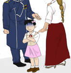 FMA: Her Pride and Joy