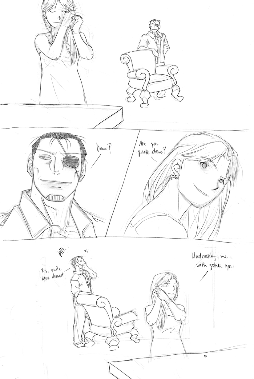 FMA: Young Love