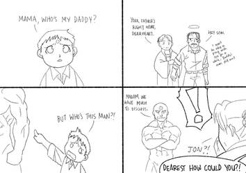 FMA: Who's Your Daddy