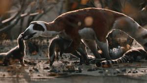 Sinosauropterx prima - Desperate measures
