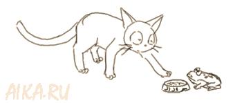 Jiji cat from Kiki's delivery service by iruslan