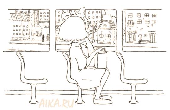 Kiki from Kiki's delivery service