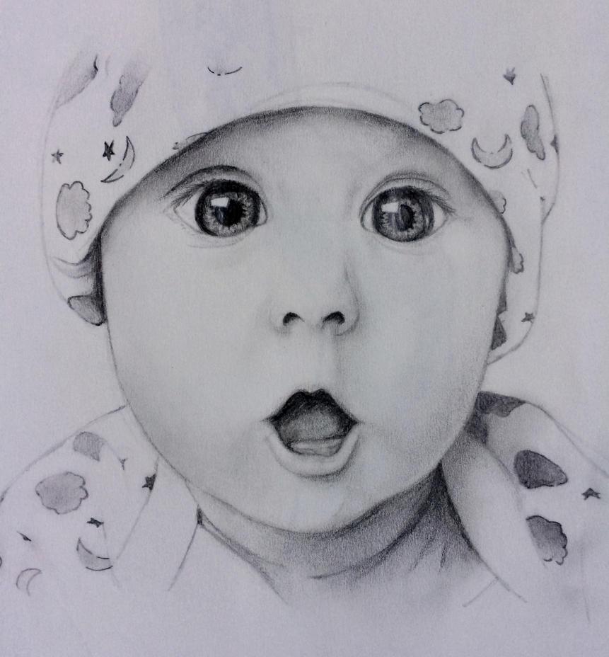Baby~ by ArtCromm