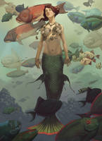 Mermaid 3 by M0AI