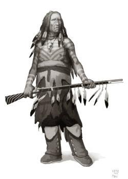 Guncraft- Feather Man