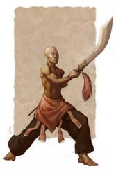 KQ Warrior by M0AI