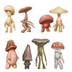 Mushroom Folk