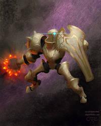 Shield Guardian by M0AI