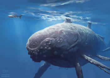 Leviathan by M0AI