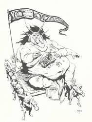 Fat Bastard by M0AI