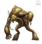 DnD - Umber Hulk