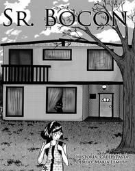 Mr. Widemouth - Sr. Bocon by IannLundberg