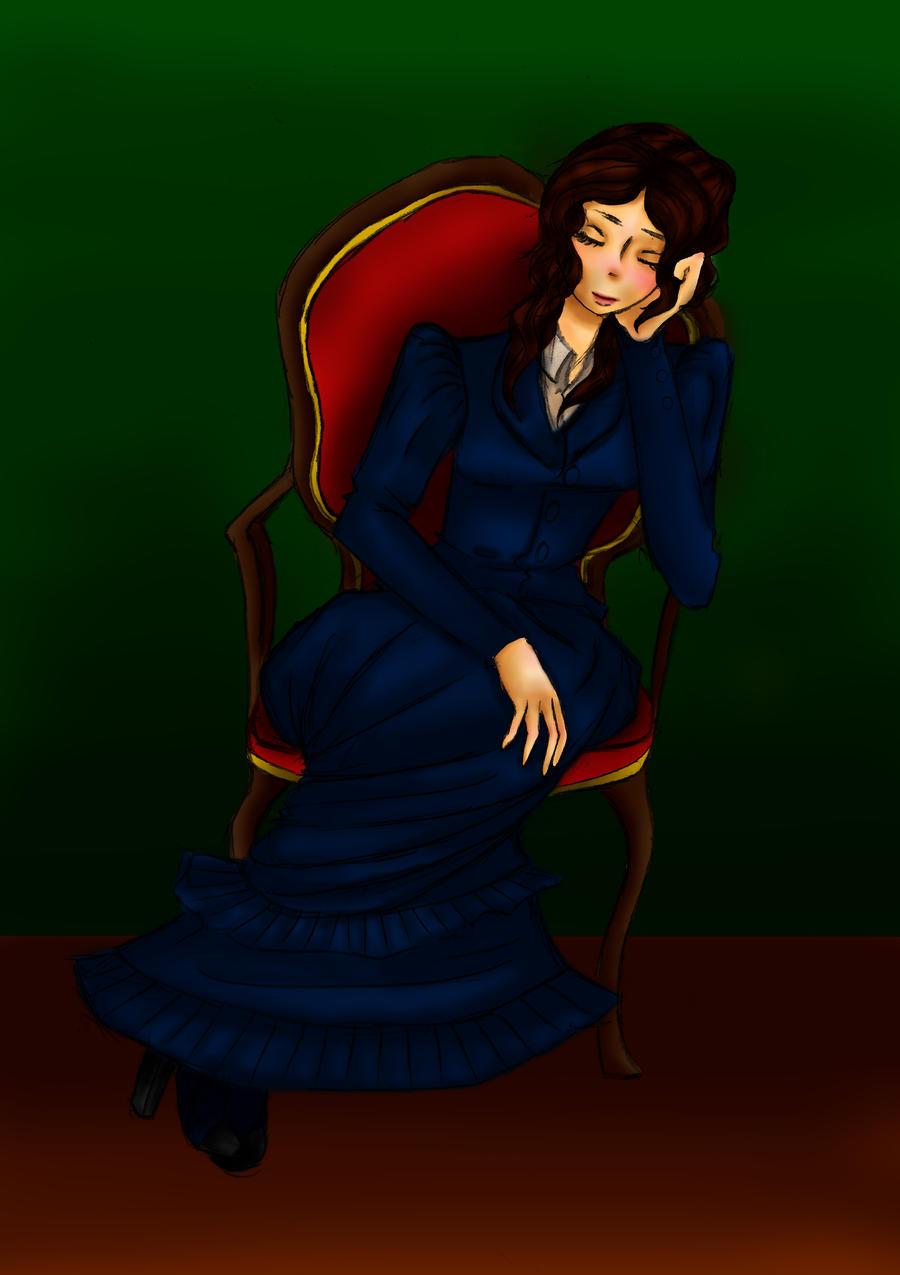 Tessa Grey by IannLundberg