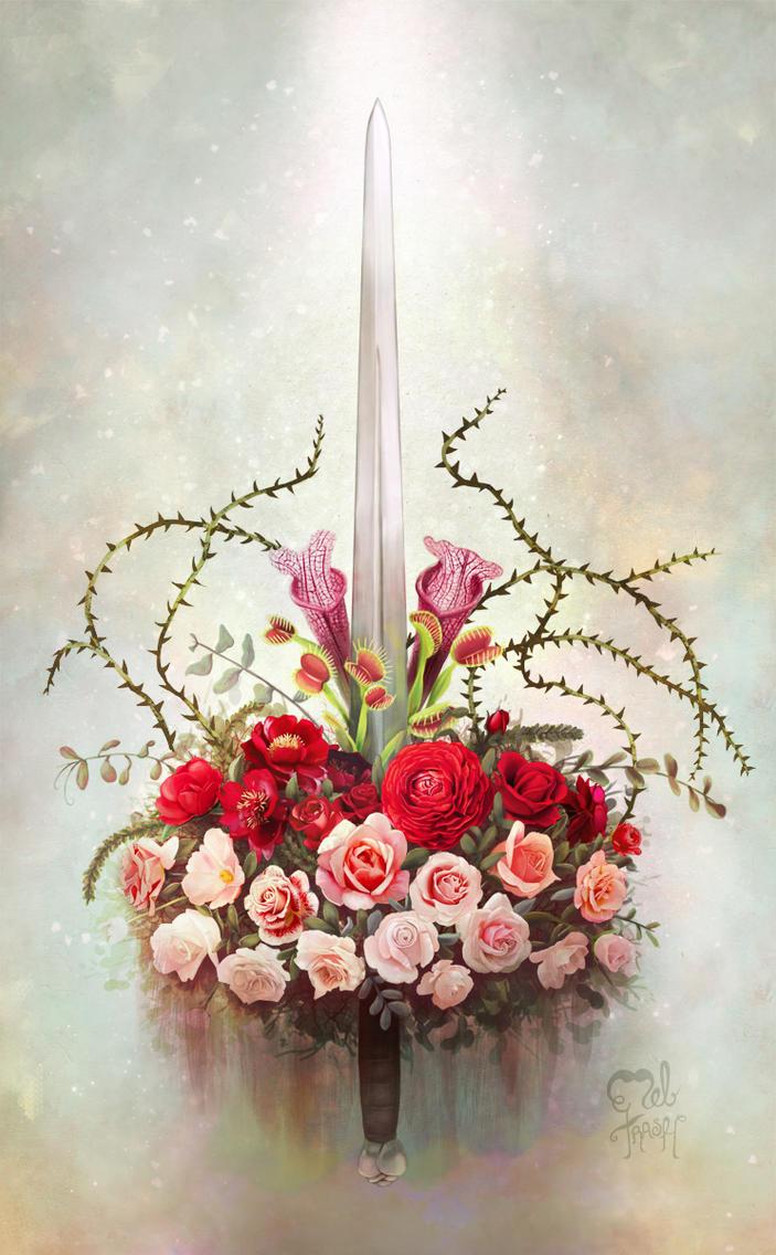 Bouquet by boop-boop