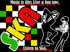 Ska by threadedsanity