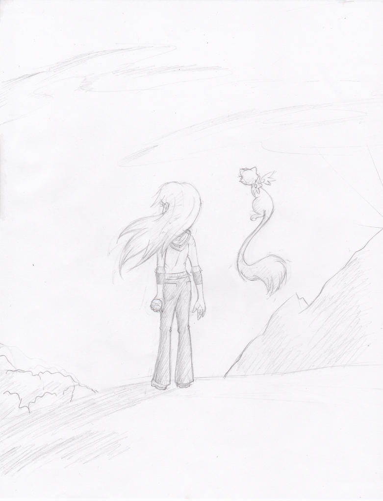 Nuzlocke cover sketch by Worldgoesround4all