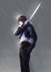 Final Fantasy VIII - Squall's Victory