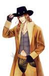 Final Fantasy VIII - Howdy by vincyWP