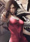 Resident Evil 2 - Ada Wong