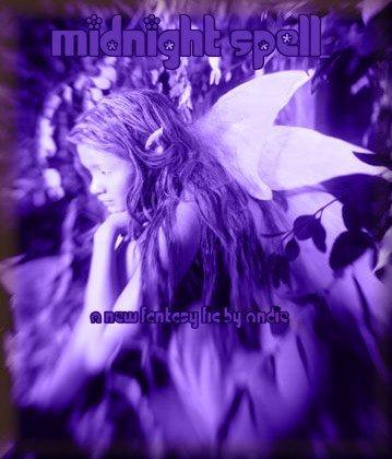 Midnight Spell Pic by AngelAndz