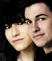 Rashel and Quinn by AngelAndz