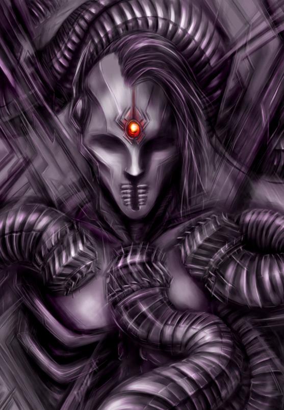 SerpentLord -Shockwave DOTM by DREDSHIFT