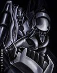 The Lord Beckons - TFP Megatron
